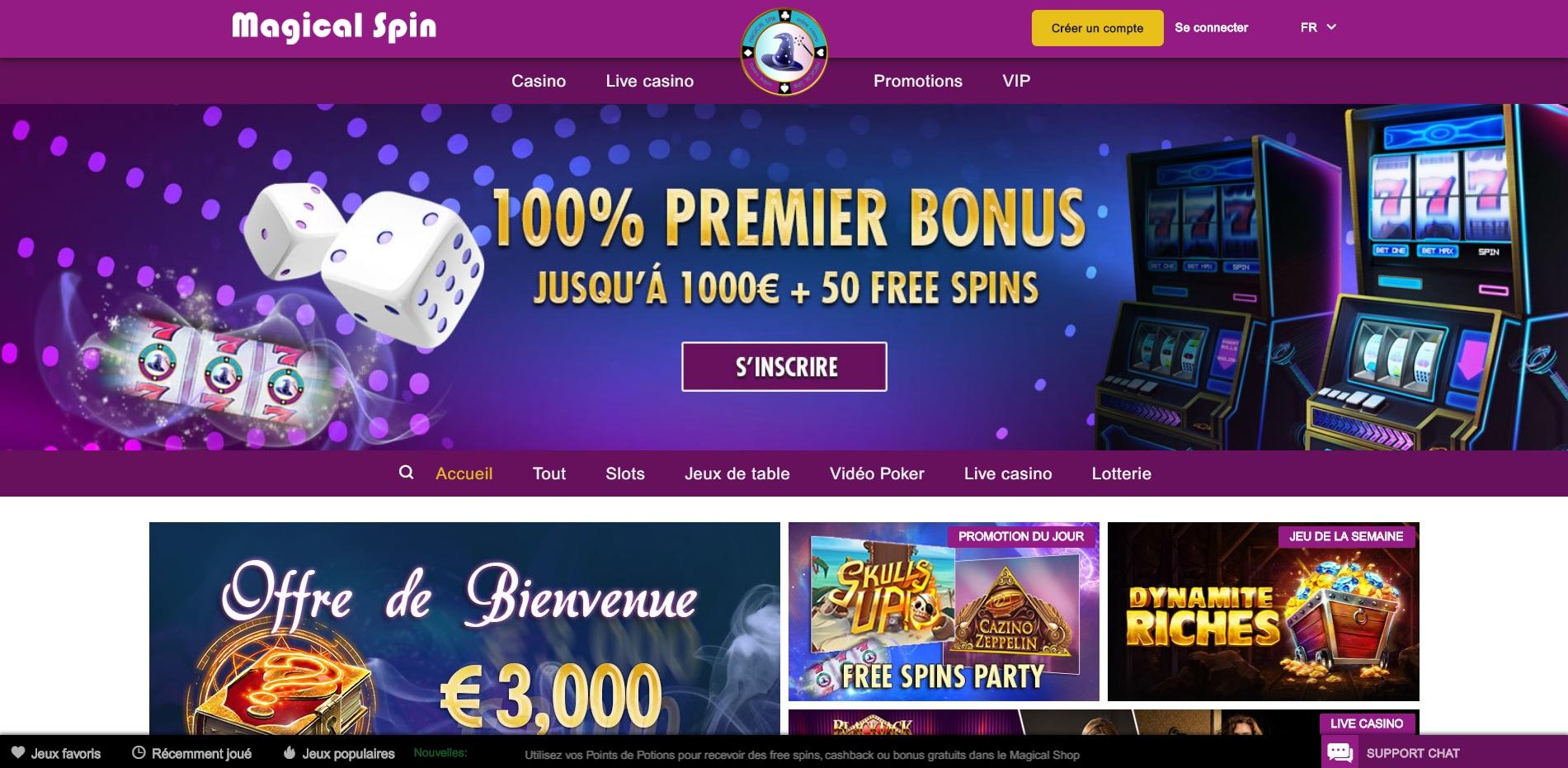 avis royal spinz casino