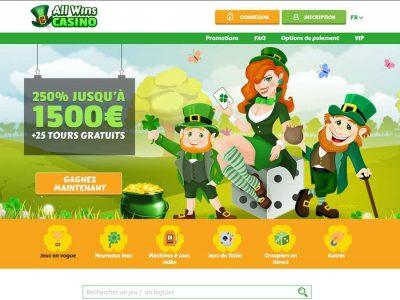 all wins casino avis