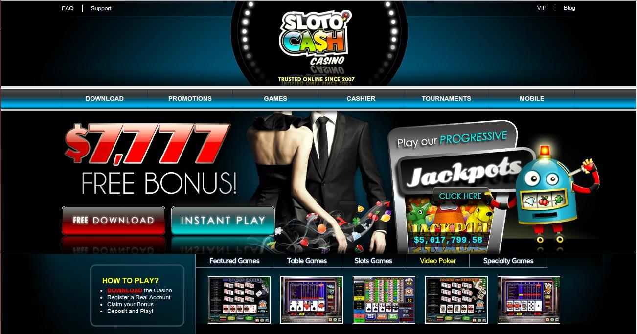 sloto cash casino avis